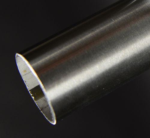 V2A-Rohr 42,4 x 2,0 mm á 1 m