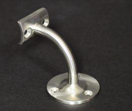 V2A Handlaufträger für Edelstahlrohr Ø 42,4 mm
