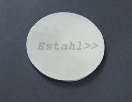 V2A - Ronde mit Durchmesser Ø 33 mm