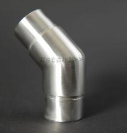 V2A - Eckbogen 45° für Rohrdurchmesser 42,4 mm