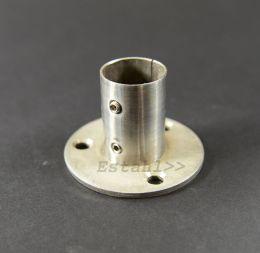 V2A Spreitz Flansch für Edelstahlrohr 42,4x2 mm
