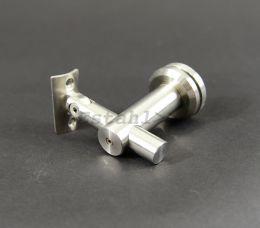 V2A Handlaufträger für Rundrohr 42,4 mm