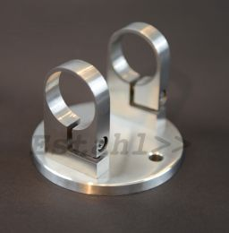 V2A-Wandanker zum Spannen für 42,4 mm