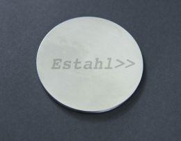 V2A - Ronde mit Durchmesser Ø 70 mm