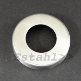 V2A-Rosette für Rohrdurchmesser Ø 42,4 mm