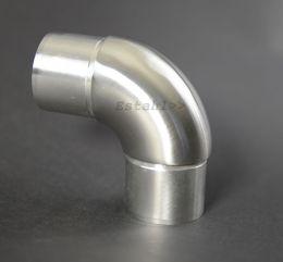 V2A - Rundbogen 90° für Rohrdurchmesser 42,4 mm