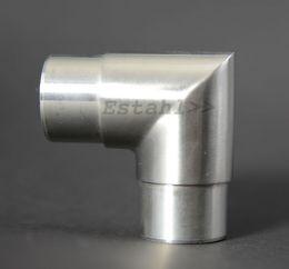 V2A - Eckbogen 90° für Rohrdurchmesser 42,4 mm