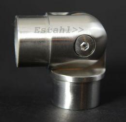 V2A - Gelenkbogen für Rohrdurchmesser 42,4 mm